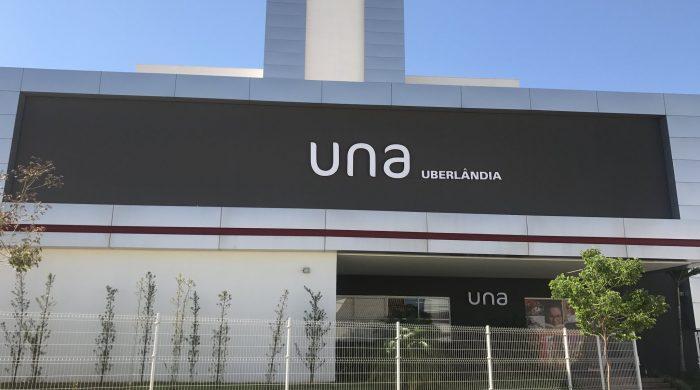 Faculdade Una - Local do Workshop China: Cultura e Negócios