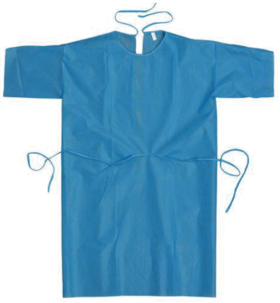 Avental 25-40 gsm Coverall