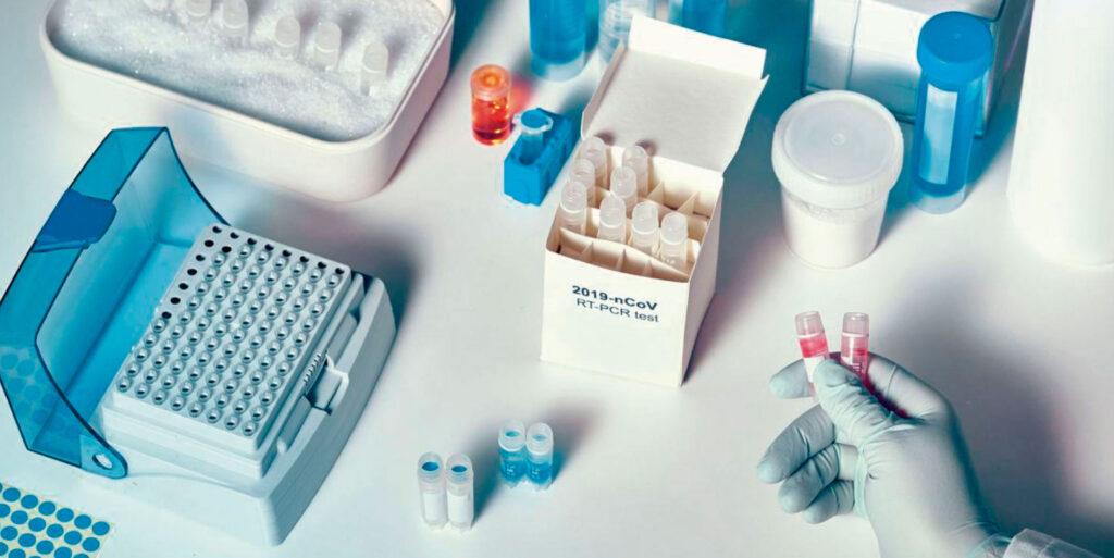 Teste PCR COVID-19